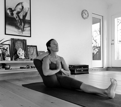 Christine Hoar Ashtanga Immersion